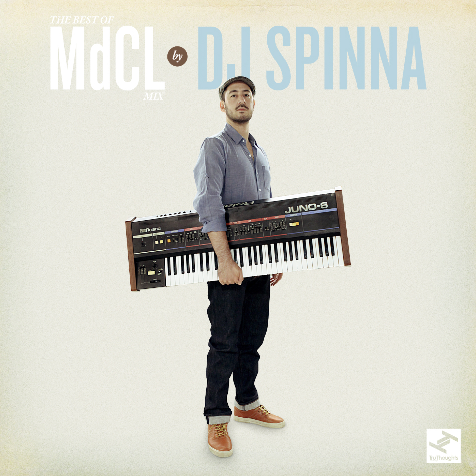 DJ Spinna Mix – The Best of Mark de Clive-Lowe