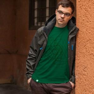 goodform clothes, Limited Shirt green