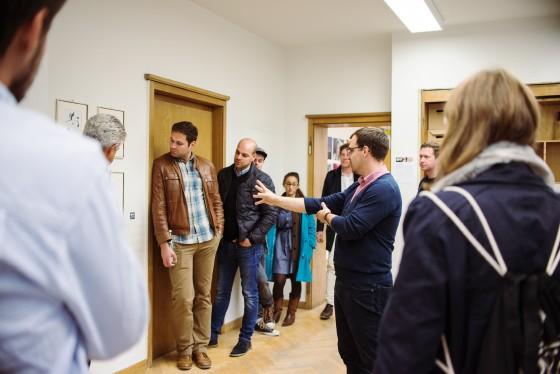 goodform clothes, Holger Spreda, Ausstellung Biberach, Das Bureau